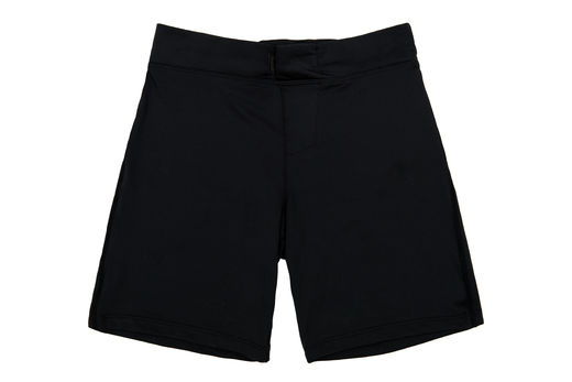 Black - UV shortsid 2-6a